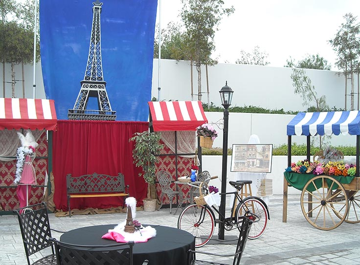 Paris scene resize