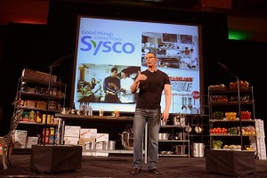 SYSCO Robert Stage CU resize