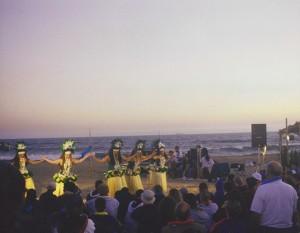 hawaian dancers resize