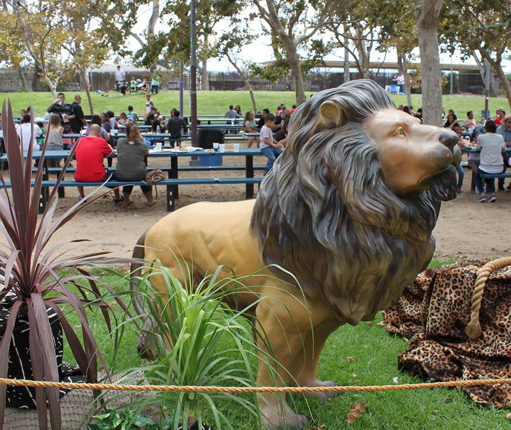 Lion Edited