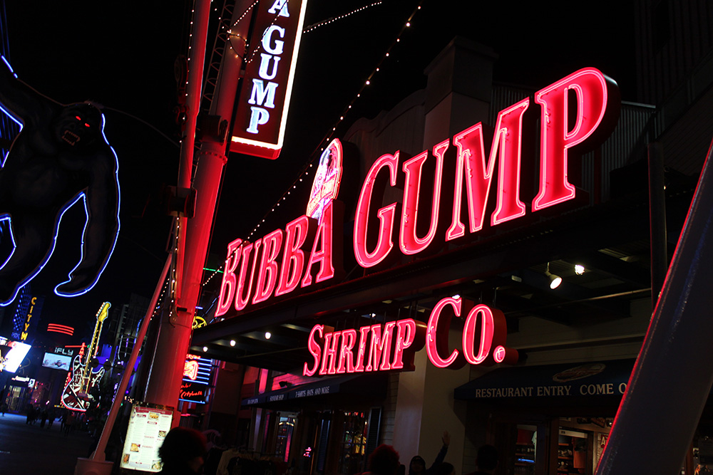 Bubba Gump rs