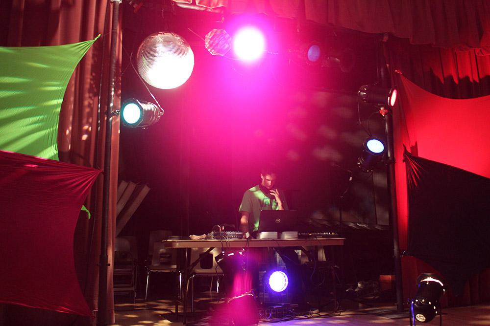 DJ James Stage Color 9-12rs