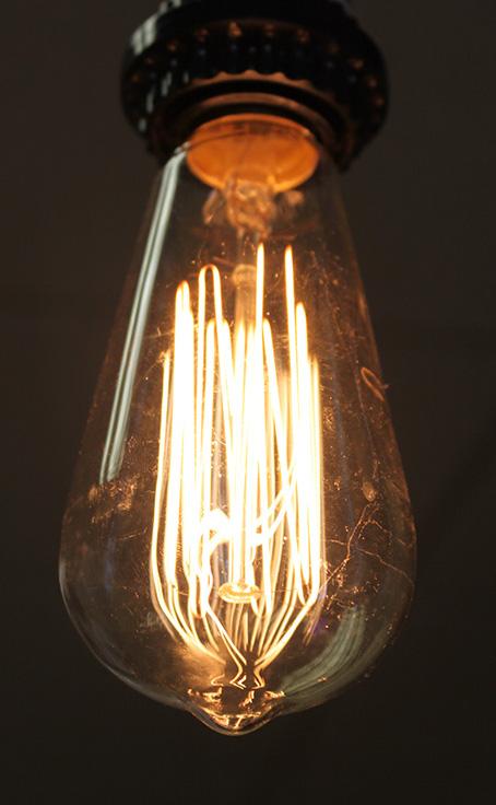 Vintage bulb 3-15 rs