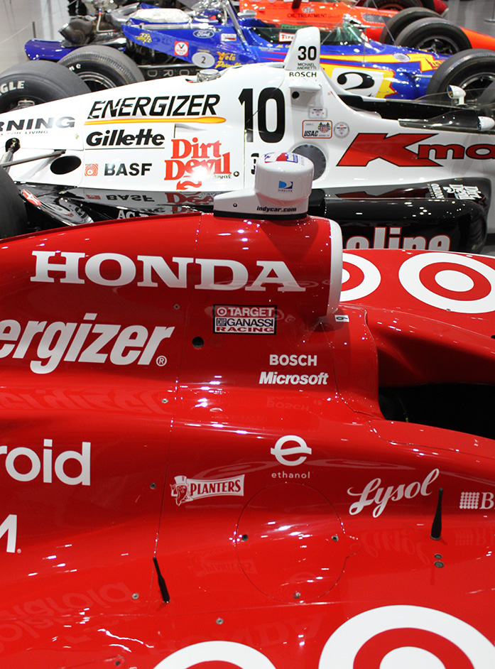 Petersen Indy Cars rs