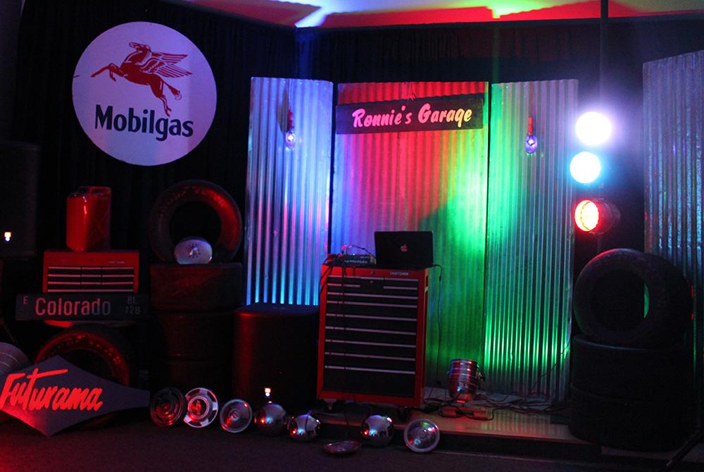 Ronnies Garage DJ